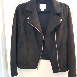 Old Navy Black Moto Jacket
